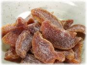 市田柿の柿甘納糖の画像